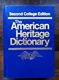 The American Heritage Dictionary of the English Language, Houghton Mifflin Company Staff, 0395329434