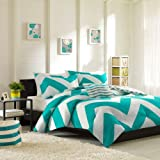 Mizone Libra Comforter Set - Blue - King