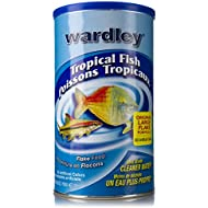 Wardley Tropical Fish Food Flakes - 6.8oz