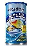 Wardley Tropical Fish Food Flakes - 6.8 oz