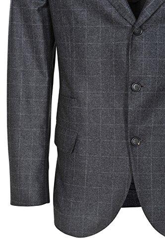 Brunello Cucinelli Blazer Herren Grau Nur Blazer Grau 50 Slim Fit