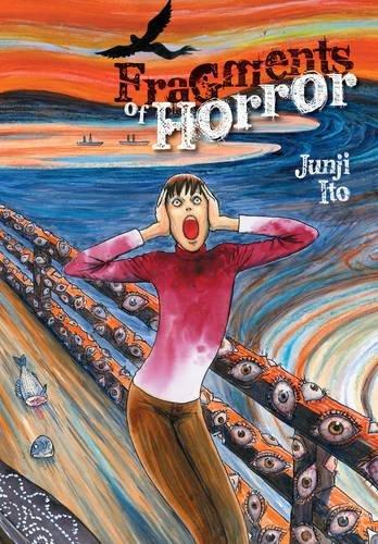FRAGMENTS OF HORROR HC JUNJI ITO