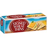 Red Oval Farms, Stoned Wheat Thins, 10.6oz Box (Pack of 4)