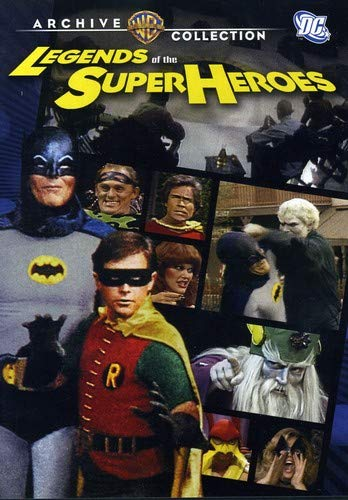 Legends Of The Super Heroes -