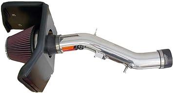 2005-2011 TOYOTA TACOMA 4.0L V6 HI-FLOW COLD AIR FILTER INTAKE SYSTEM BLACK