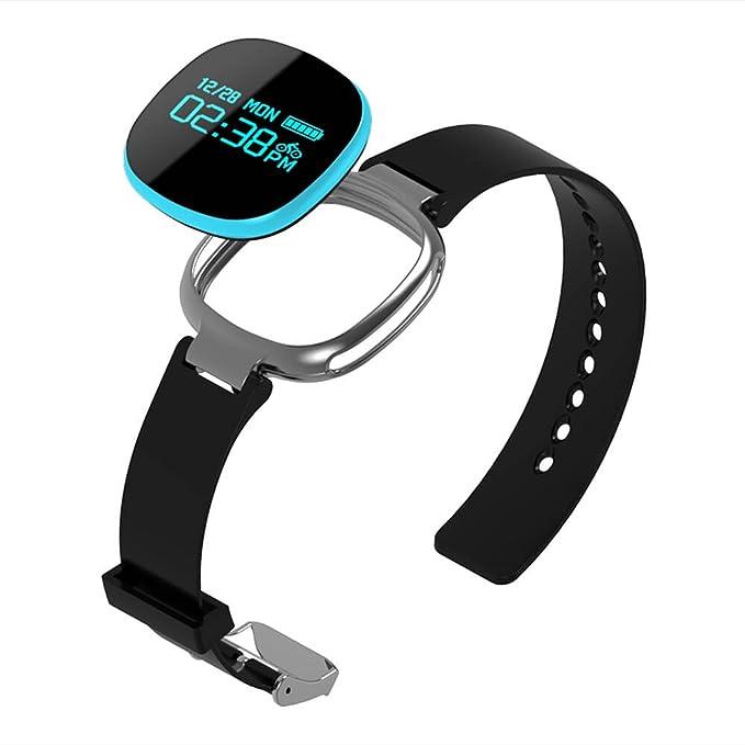 E08 Smartwatch Bluetooth 4.0 Heart Rate Monitor medidor de ...