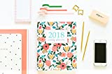 2018 Planner Weekly And Monthly: Calendar