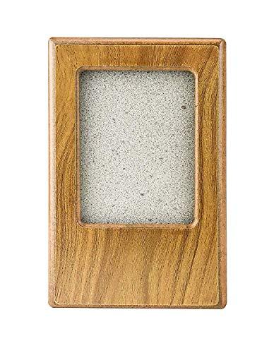 Oak Dog Frame - Midlee Oak Picture Frame Pet Urn 5.75