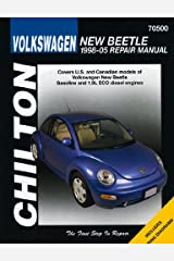 Volkswagen New Beetle, 1998-2005 (Chilton's Total Car Care) Paperback