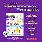 The Poetry Friday Anthology for Celebrations (Children's Edition): Holiday Poems for the Whole Year in English and Spanish Hörbuch von Sylvia Vardell, Janet Wong Gesprochen von: David Bowles,  full cast