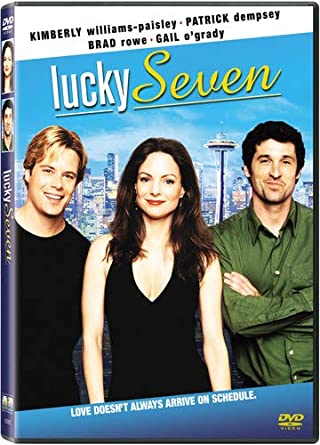 Amazoncom Lucky Seven Patrick Dempsey Brad Rowe Kimberley