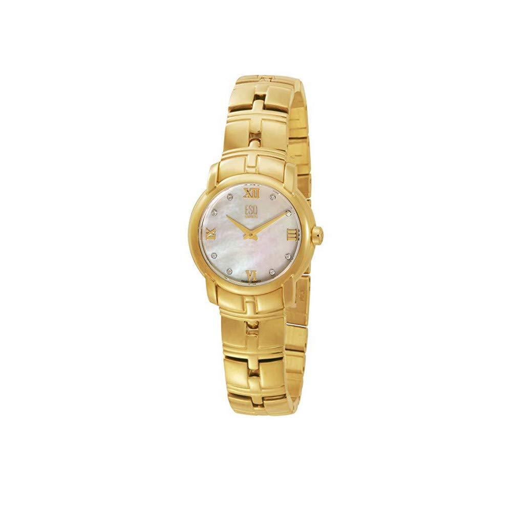 ESQ Muse Quartz Female Watch 07101348 (Certified Pre-Owned) by ESQ