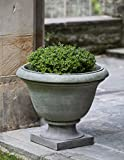 Campania International P-325-NA Greenwich Urn, Natural Finish