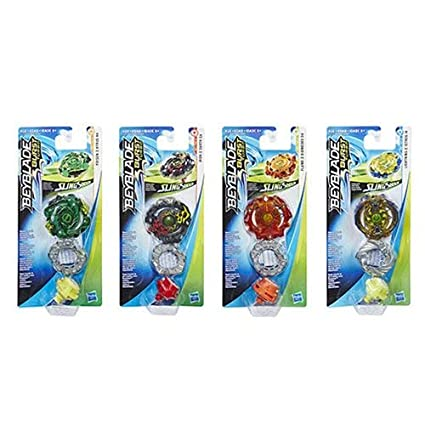 Slingshock Beyblade Burst Turbo Single Top Wave 1 Set