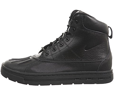 NIKE WOODSIDE (PS) LITTLE KIDS 415079-001 (11.5, BLACK/BLACK-BLACK)