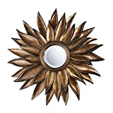Sterling Prentiss Mirror, Gold For Sale