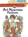 Dover Creative Haven Art Nouveau Fash...