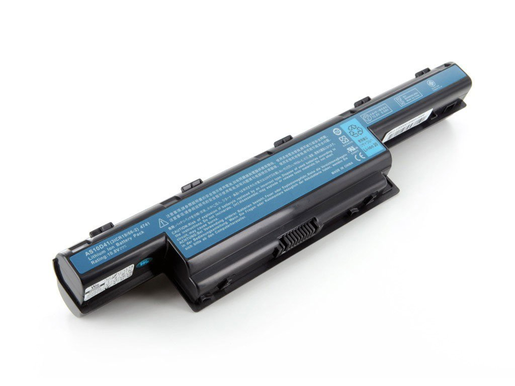 CWK 7800mAh 9 Cell New High Capacity Battery for Acer Aspire 5755G-2454G50Mtrs 5755-W7HB 7560-SB855 5252 ( PEW76 ) 5252-V440 5252-V305 5252-V090 5252-V496 Acer TravelMate 5742G 5740TG 5742Z 5742ZG ( PEW51 ) Acer Aspire 7741Z 7741ZG 7750 P7YE0 7750G 7750Z  by CWK (Image #2)
