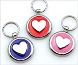 Pet ID Tag – Heart Jewelry Tag – Custom engraved cat and dog ID tags. Jewelry that ensures pet safety., My Pet Supplies