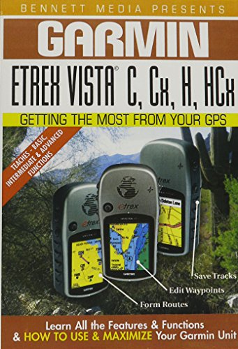 Garmin Etrex Vista C CX H HCX, used for sale  Delivered anywhere in USA