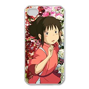 iphone4 4s Phone Case White Spirited away KMH4945323