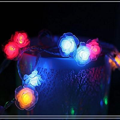 Light Fairy String Light for Christmas XMAX Weddings Family Festival School Party