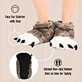 Wolf Paw Kid Slippers by Lazy