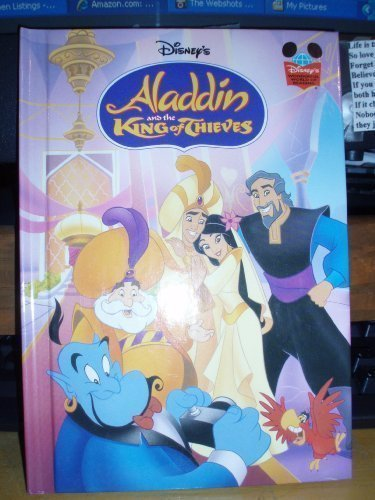 Disney's Aladdin and the King of Thieves by lisa marsoli (1996-01-01)