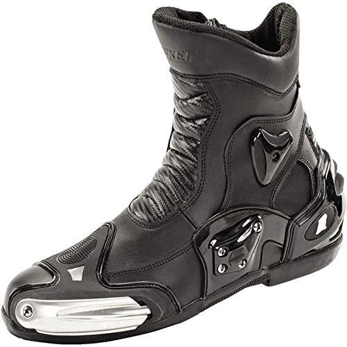 Joe Rocket Men's Super Street Black Boots 1704-1012