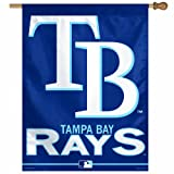 MLB Tampa Bay Devil Rays 27-by-37 inch Vertical Flag