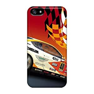 5/5s Scratch-proof Protection Case Cover For Iphone/ Hot Forza Motorsport 2 Phone Case by mcsharks