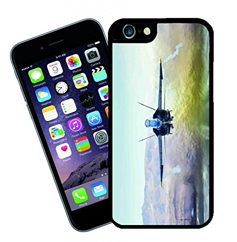 Hornet 18a (Aviation McDonnel Douglas FA-18A Hornet - This cover will fit Apple model iPhone 6s (not 6s plus) - By Eclipse Gift Ideas)