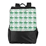 Guns And Weed The Road To Freedom Unisex Casual Shoulders Backpack