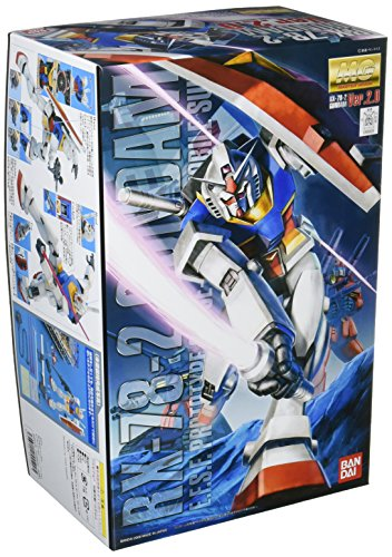 Gundam RX-78-2 Ver 2.0 MG 1/100 Scale