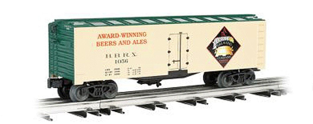 高質で安価 Williams by Bachmann Amherst Amherst Brewing B007923EKU Company Oスケール40 ' ' Referigerator車 B007923EKU, すまいのコンビニ:fd36e1bd --- a0267596.xsph.ru