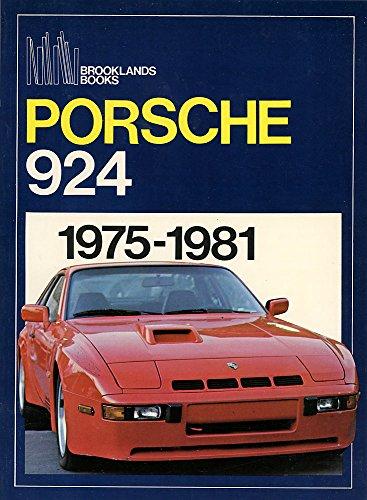 Porsche 924: 1975-1981