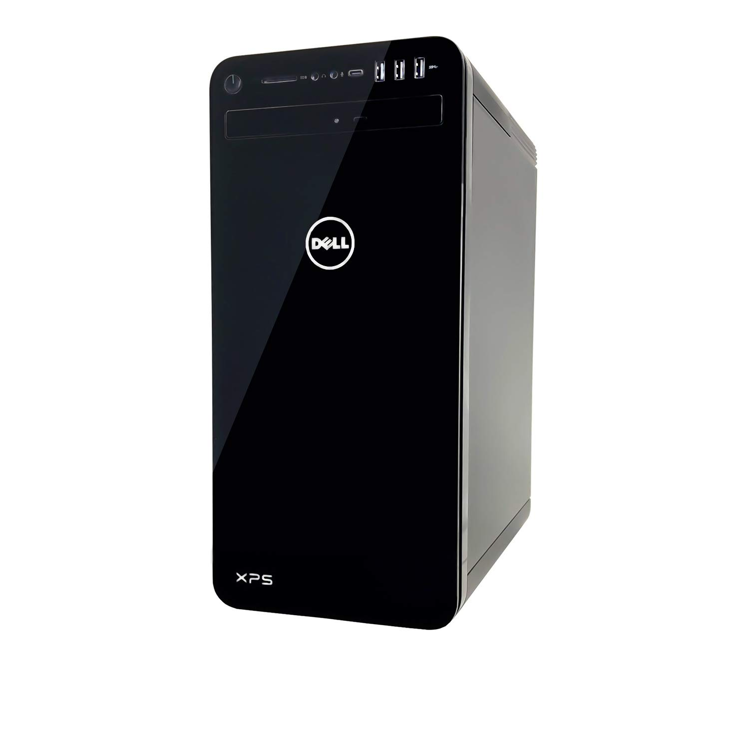 Dell XPS 8930-740BLK Tower Desktop - 8th Gen  Intel Core i7-8700 6-Core up  to 4 60 GHz, 16GB DDR4 Memory, 2TB SATA Hard Drive, 4GB Nvidia GeForce GTX
