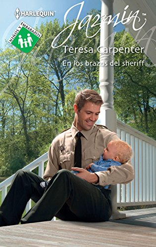 En los brazos del sheriff (Jazmín) (Spanish Edition)