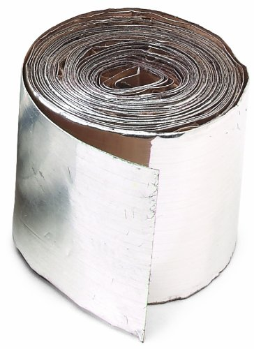"Heatshield Products 340210 Cool Foil Tape 2"" Wide x 10' Heat Shield Foil Tape"