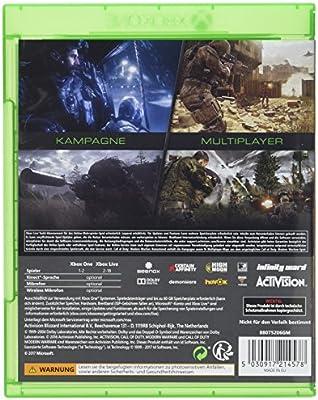 Call of Duty: Modern Warfare Remastered - Xbox One [Importación alemana]: Amazon.es: Videojuegos