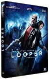 Looper France Blu-Ray + DVD 2-Disc Steelbook Limited Magnet Cover Edition Region B