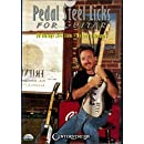 Pedal Steel Licks for Guitar