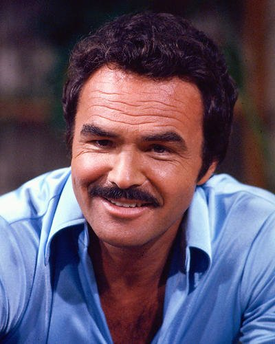 Burt Reynolds Photograph