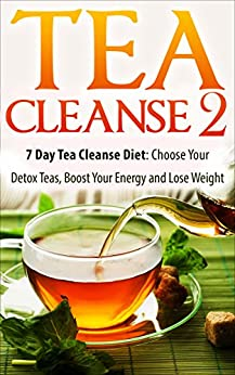 Tea Cleanse Choose Energy Weight ebook product image