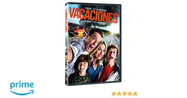 Vacaciones [DVD]: Amazon.es: Ed Helms, Christina Applegate, Skyler Gisondo, Steele Stebbins, Leslie Mann, Chris Hemsworth, Chevy Chase, Keegan-Michael Key, ...