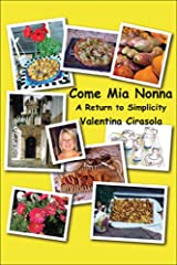 Come Mia Nonna: A Return To Simplicity Paperback