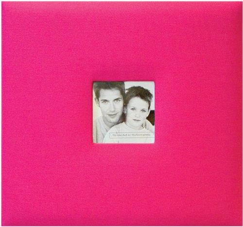 Fashion Fabric Postbound Album 8