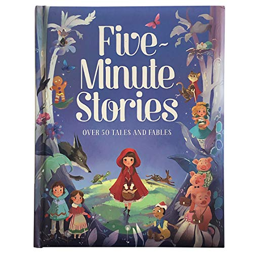 (Five-minute Stories: Over 50 Tales and Fables)