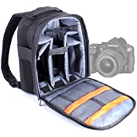 DURAGADGET Medium Rucksack / Backpack Digital SLR Camera Bag for Pentax K and M Series DSLRs