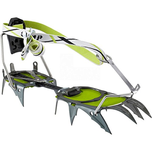 CAMP C12 Semi-Automatic Crampons - Green by Camp
